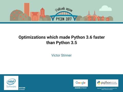 Image from Optimizations which made Python 3.6 faster than Python 3.5