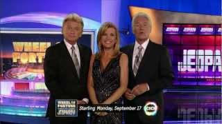 Wheel of Fortune & Jeopardy Promo