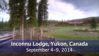 Dan Hernandez on a Travel Spot – Inconnu Lodge, Yukon, Canada | SPORT FISHING