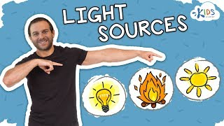Sources of Light | Science for Kids | Kids Academy thumbnail