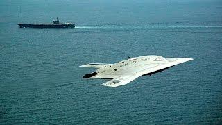 Секретні літаки X серії «США»