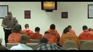 Wash  County Jail Inmate Orientation Video