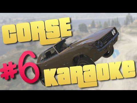 GTA 5 - CORSE KARAOKE: Ep. 6 [PS4]