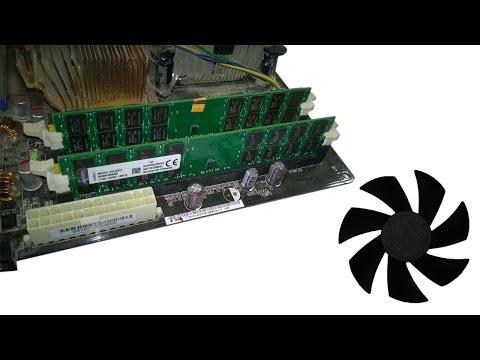 DDR2 4GB пытаюсь запустить на интеле