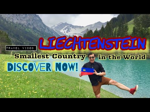 Smallest Country in the World: Liechtenstein!