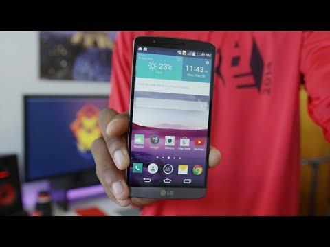 LG G3 Impressions!