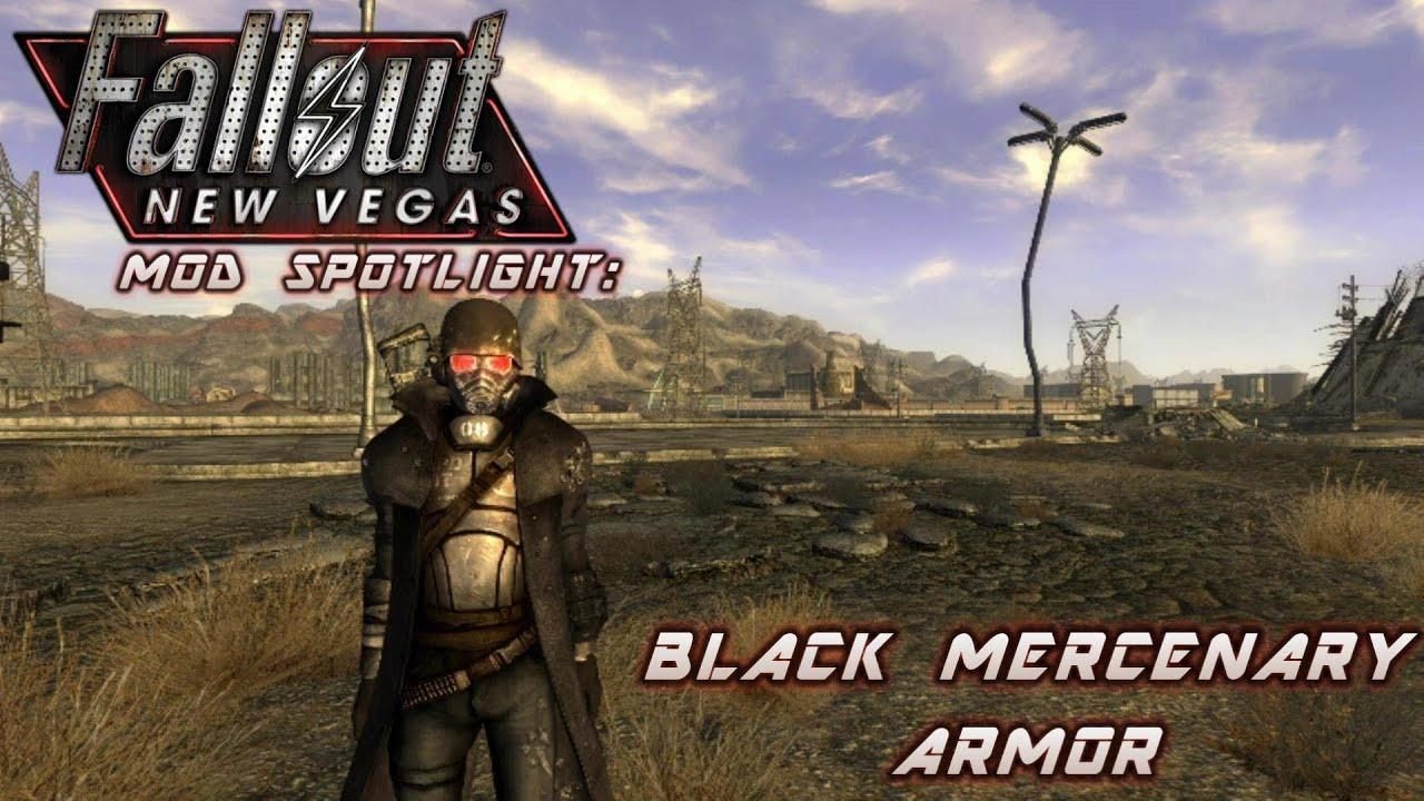 Blackarmor Fallout New Vegas Mod Exploring Mars