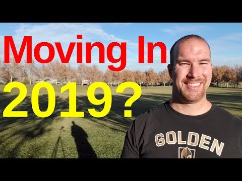 Is 2019 A Good Year For Moving To Las Vegas?