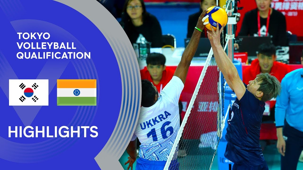 Download Korea vs. India - Highlights | AVC Men's Tokyo Volleyball Qualification 2020