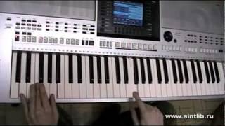 Руки Вверх - Чужие губы игра на синтезаторе(http://www.sintlib.ru - самоучитель игры на синтезаторе. Хит 90-х и топовая песня всех клубов в былые времена Руки Вверх..., 2011-03-08T14:37:13.000Z)