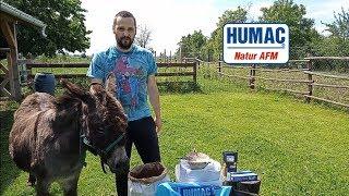 HUMAC® Natur AFM - Kone, oslíky