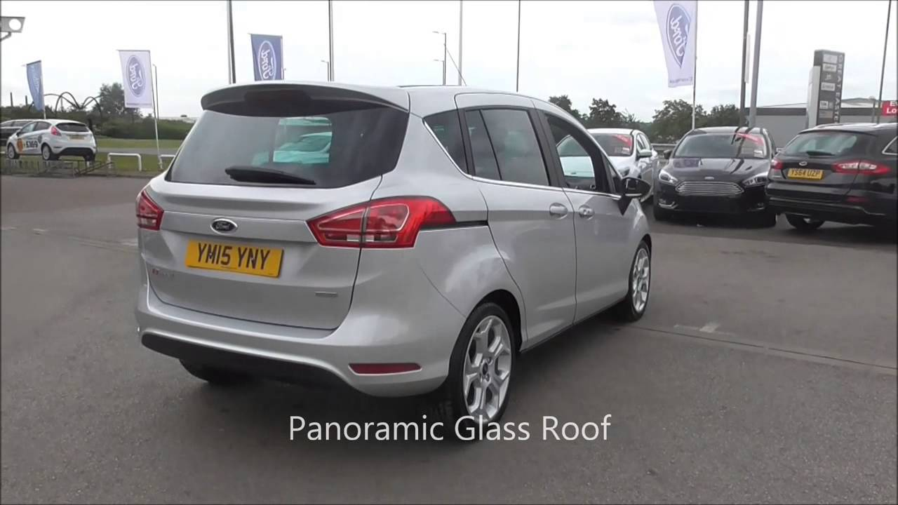 ford b max 004 5 door titanium x 1 0t 125ps ecoboost. Black Bedroom Furniture Sets. Home Design Ideas