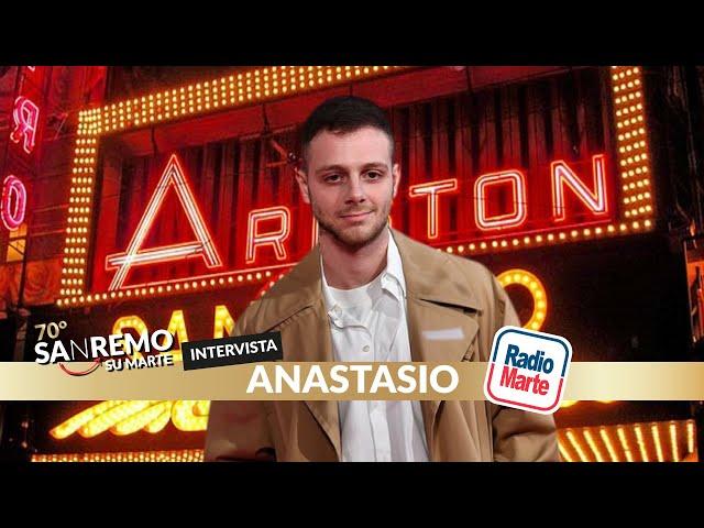 ANASTASIO intervista a RADIO MARTE