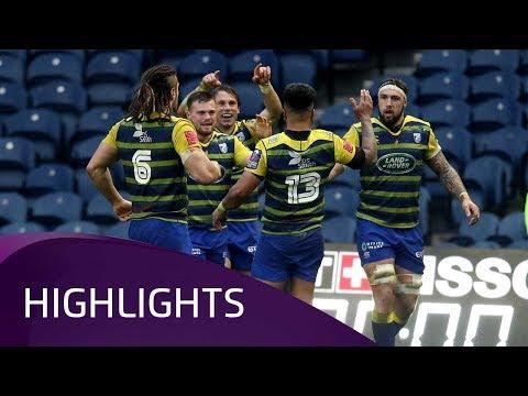 Edinburgh Rugby v Cardiff Blues (QF2) - Highlights – 31.03.2018