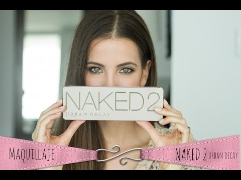 Tutorial Maquillaje con Paleta Naked2 de Urban Decay | Peace and Vogue thumbnail