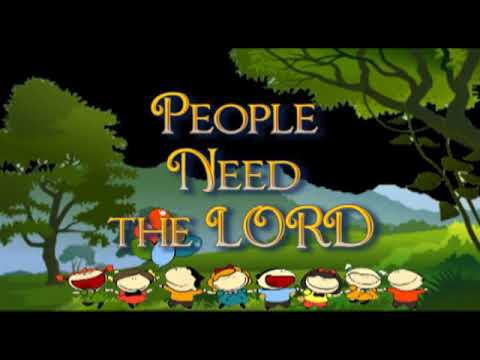 People Need the Lord - Karaoke (Background Music only, No Vocal)