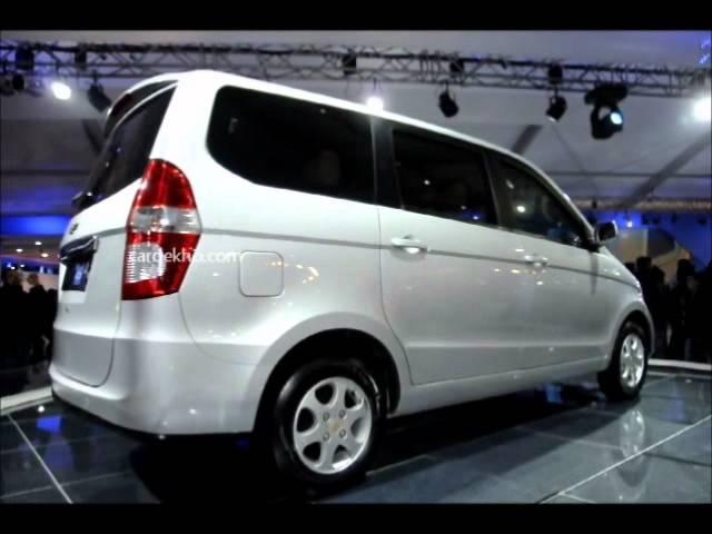 Chevrolet Enjoy Price Images Mileage Reviews Specs