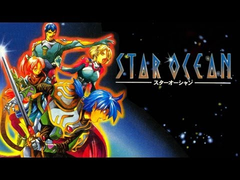 CGR Undertow - STAR OCEAN review for Super Famicom