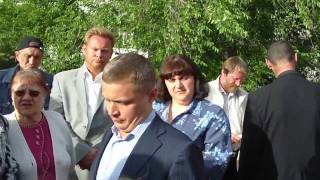 Собрание на Логунова 8 июля - 2