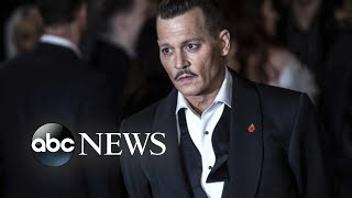Johnny Depp calls spending accusations