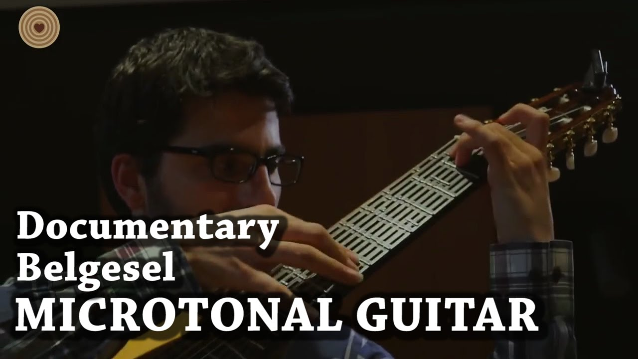 how to make a microtonal guitar