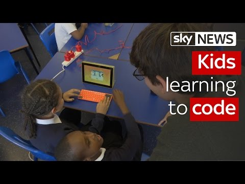 Swipe | Coding Kids And A 'Crash-Proof' Drone