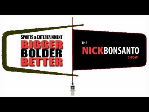 Nick Bonsanto Interview with Marcus Allen September 6, 2012