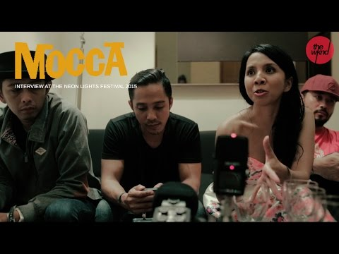 Mocca | Interview (for Neon Lights Festival, Singapore) Mp3
