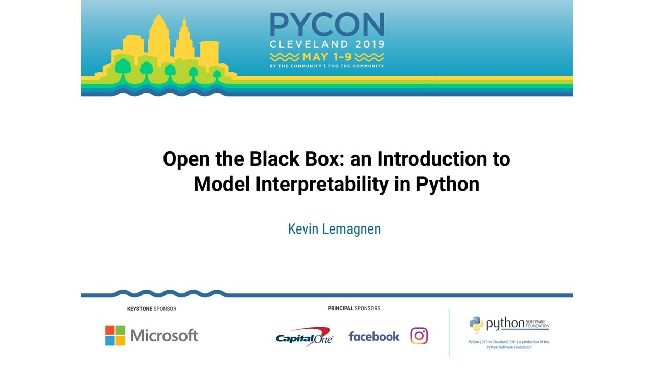 Image from Open the Black Box: an Introduction to Model Interpretability in Python