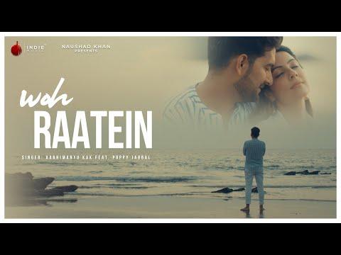 woh-raatein-|-official-video---aabhimanyu-kak-feat.-poppy-jabbal-|-anmol-daniel-|-indie-music-label
