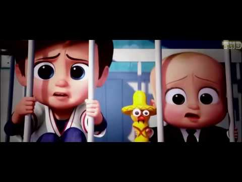 The BOSS BABY 2017   Part 6