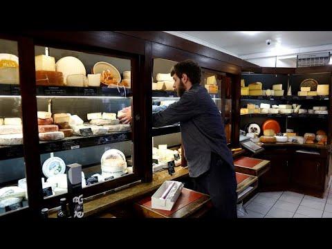 صادرات الأجبان الفرنسية الشهيرة تواجه خطراً كبيراً مع تهديدات ترامب الجمركية…  - 12:59-2019 / 12 / 4