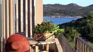 Junior Suite Vue Mer - Joséphine - Hôtel U Capu Biancu
