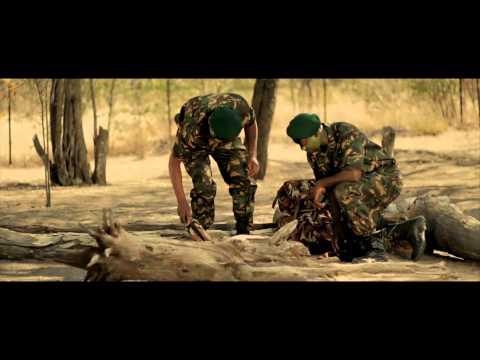 D-NAFF - ESIKU LYEKOMMANDO [official music video] by Desert Films