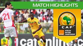 Tunisia vs Mali (QF) | Orange African Nations Championship, Rwanda 2016