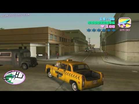 GTA: Vice City - 48 - Cabmaggedon