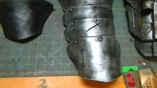 Eva foam armor templates
