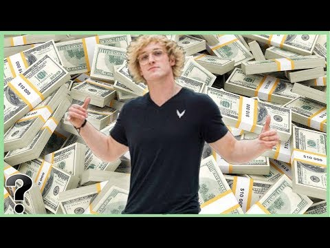 Can Logan Paul Become Youtube's First Billionaire?