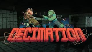 Minecraft Decimation mod - Menu Music