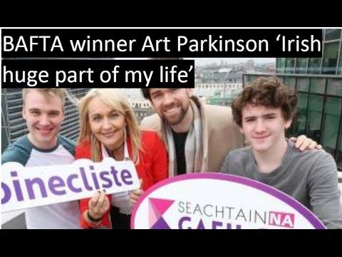 Seachtain na Gaeilge 2017 | Art Parkinson | Nuacht TG4