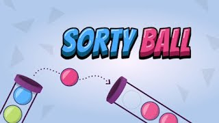 Sorty Ball Color Puzzle Game (by App Swim LLC) IOS Gameplay Video (HD) screenshot 3