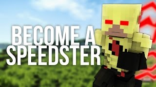Become the Fastest Person Alive in Minecraft