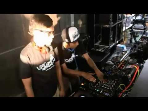 Shah & Kye (Team Hardtek Singapore) @ VMC Live Jam Sessions 1st September 2013