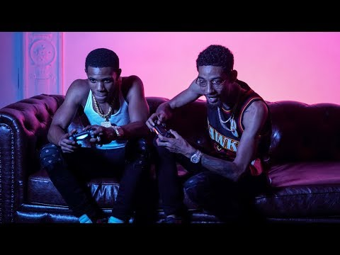 A Boogie Wit Da Hoodie - Beast Mode (feat. PnB Rock & Youngboy Never Broke Again) [Official Video]