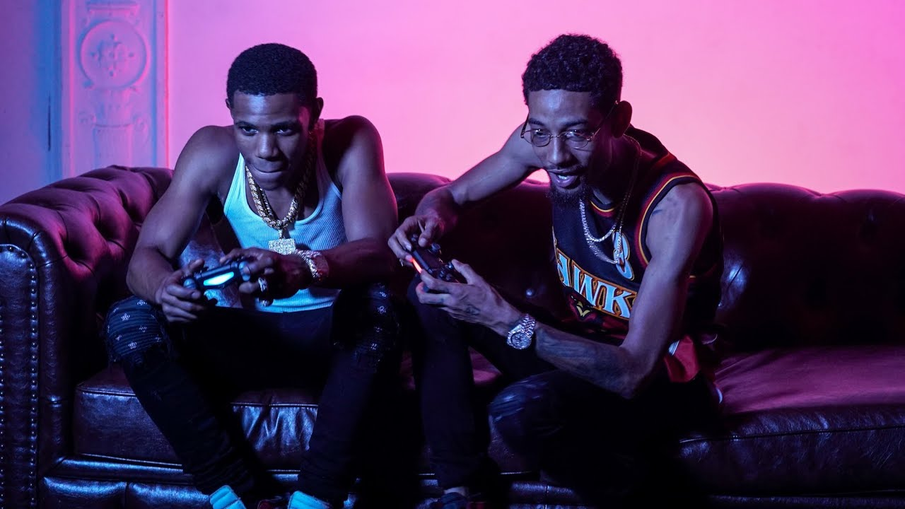 A Boogie Wit Da Hoodie - Beast Mode (feat  PnB Rock & Youngboy Never Broke  Again) [Official Video]