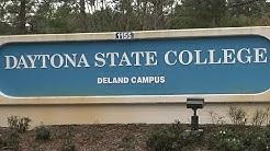 Man accused of exposing himself at Daytona State College