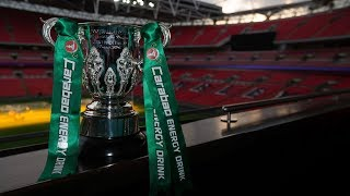 Carabao Cup R4 live draw