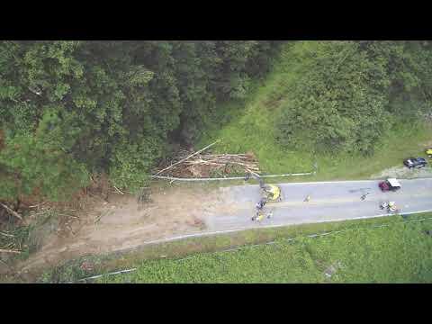 Henderson County Mudslide