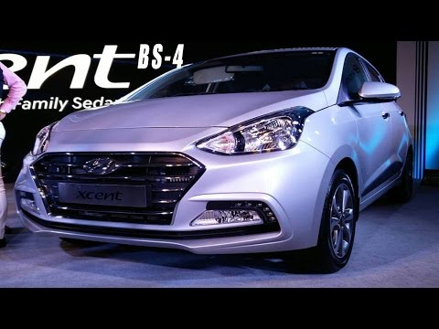 2017 Hyundai Xcent Facelift Launched In India l New Feature, Price And Specification