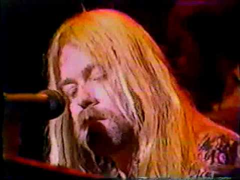 The Gregg Allman Band 1982  Queen of Hearts   Saenger Theatre New Orleans